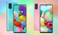 Samsung Galaxy A51 und A71