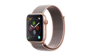Apple Watch 4 Gold Aluminium