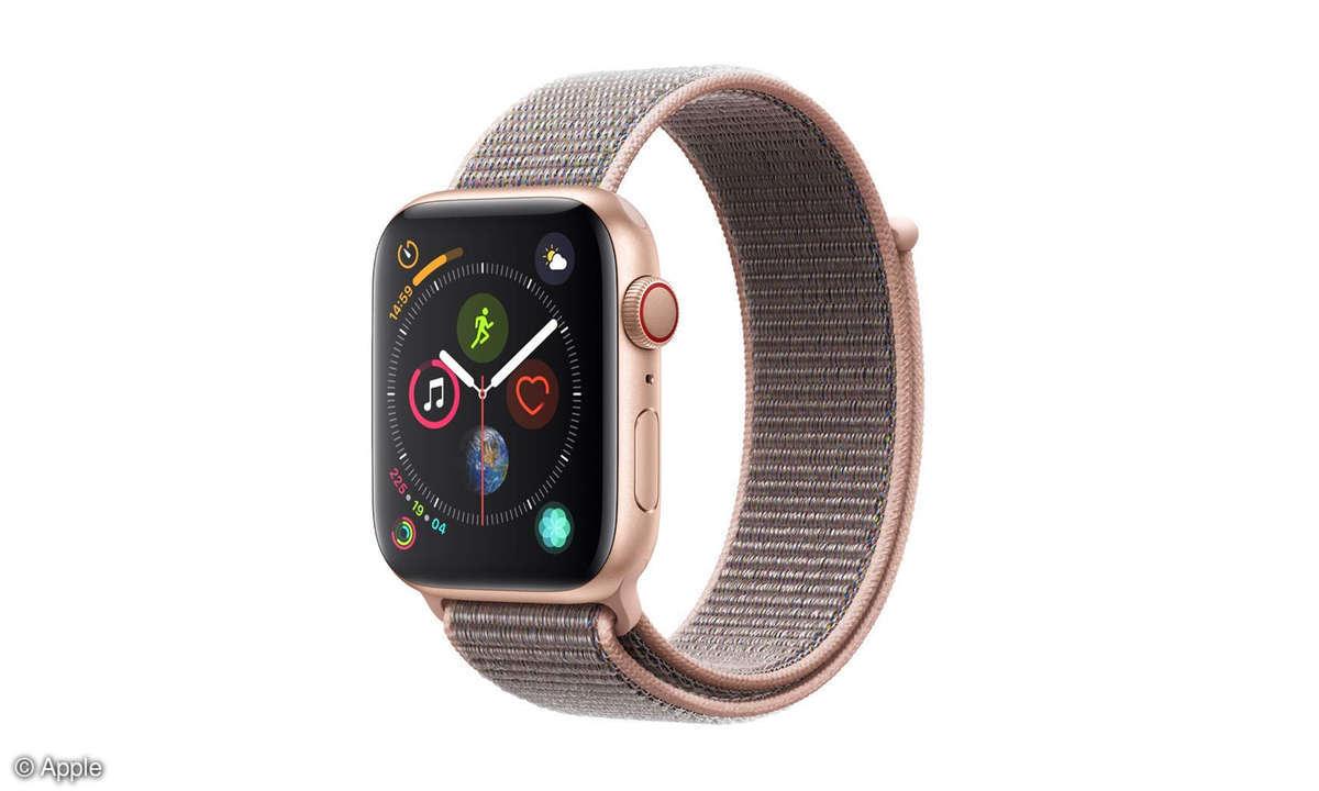 Apple Watch 4 Gold Aluminium