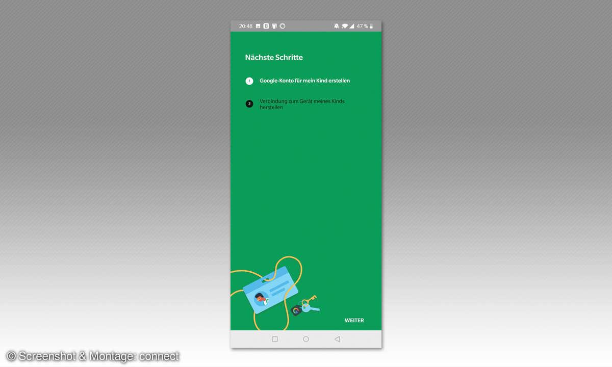 Smartphone & Tablet: Android kindersicher machen - Family Link