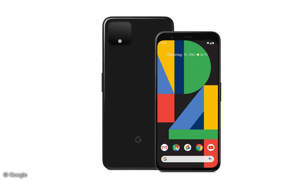 Google Pixel 4 & 4XL im Test