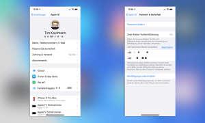iOS 13 Sicherheit