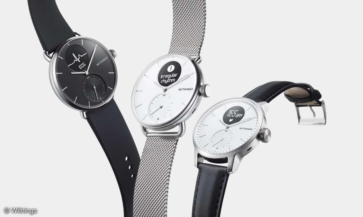Smartwatch Fitness Gadget Wearable