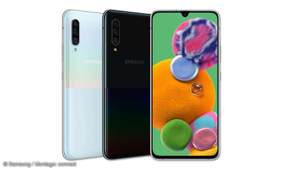 Samsung Galaxy A90 5G im Test