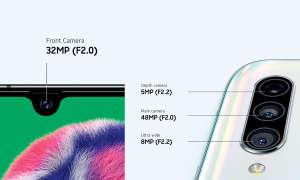 Samsung Galaxy A90 5G im Test - Kameras