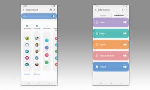 Samsung Galaxy A90 5G im Test - Screens