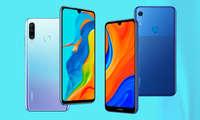 Huawei P30 Lite New Edition und Huawei Y6s