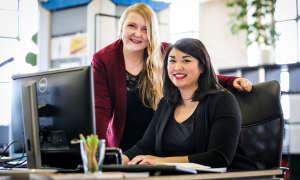 bta20 Wundercurves Gründerinnen Tiffany La und Christiane Seitz