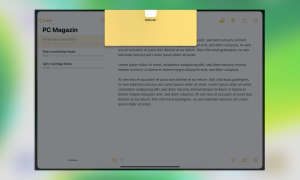 Multitasking iOS 13: Notiz in eigenem Fenster öffnen