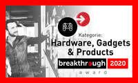 breakthrough award 2020 - Hardware, Gadgets und Products