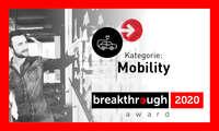 breakthrough award 2020 - Mobility