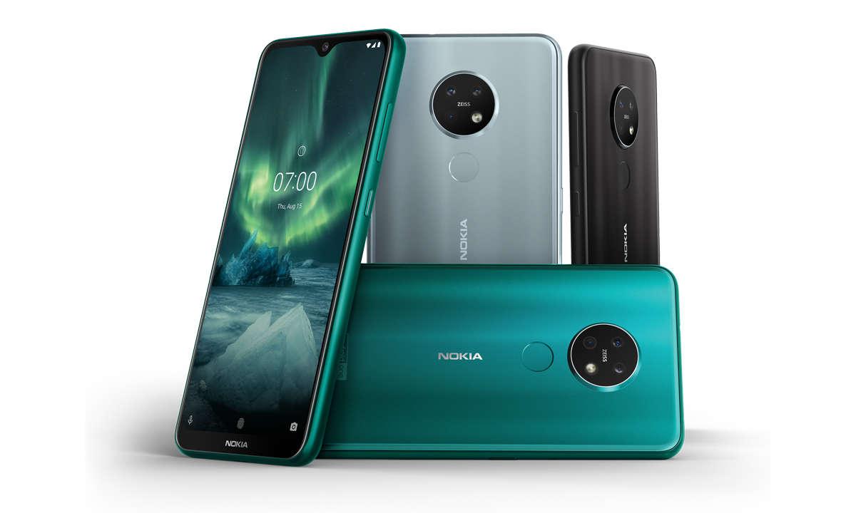 Nokia 7.2 im Test