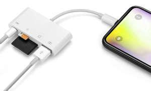 Lightning: PhoneStar 4-in-1-Adapter