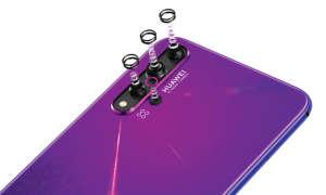 Huawei Nova 5T Kamera