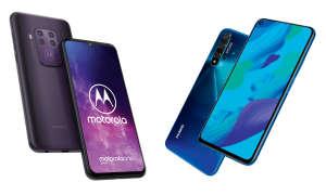Motorola One Zoom & Huawei Nova 5T Vergleich