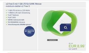 O2 Free S noch bis Ende Februar mit Weitersurf-Garantie