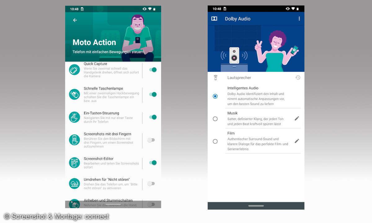 Motorola Moto G8 Plus Screenshot