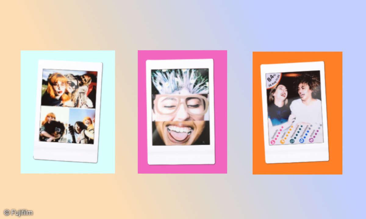 instax mini Link Printer Polaroid Fotos