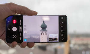 Samsung Galaxy S20 Zoom