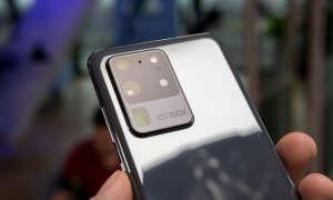 Samsung Galaxy S20 Ultra Kamera