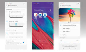 Samsung Galaxy A40 Screenshot