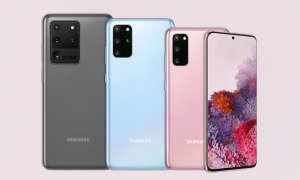 Samsung Galaxy S20 Ultra, S20+ und S20