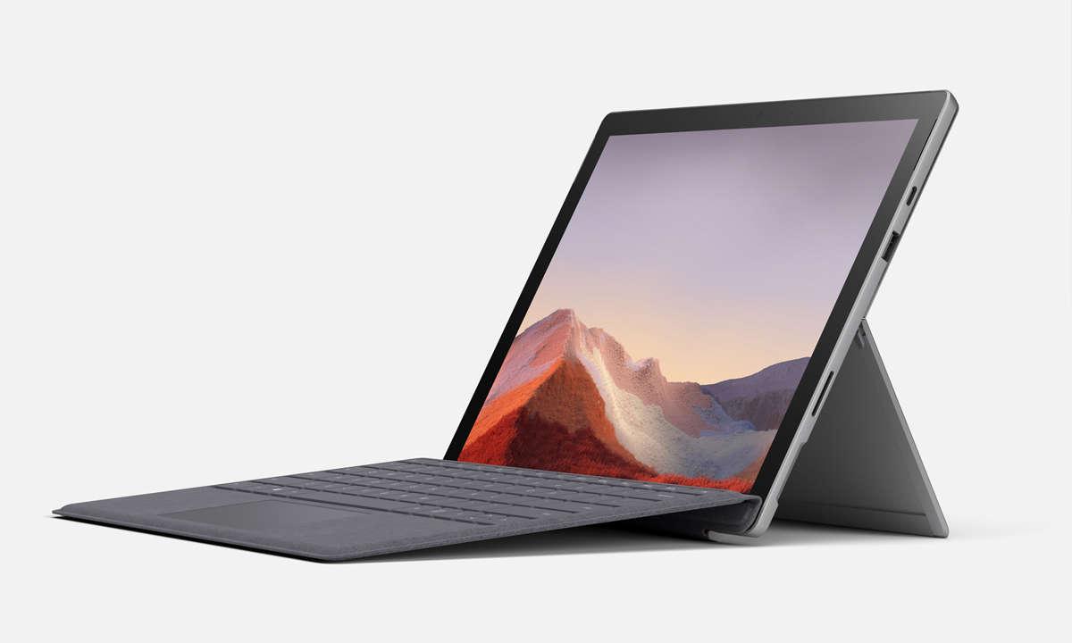 Surface Pro 7 im Test