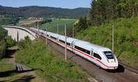 Mobilfunk-Test im Zug: Deutsche Bahn