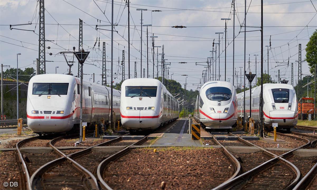 Mobilfunk-Test im Zug: Wie gut ist der Handyempfang in der Bahn?