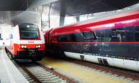 Mobilfunk-Test im Zug: Österreichische Bundesbahnen