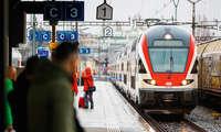 Mobilfunk-Test im Zug: Schweizerische Bundesbahn