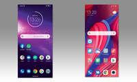 Motorola One Macro & Xiaomi Redmi Note 8T im Vergleichstest: Screenshots
