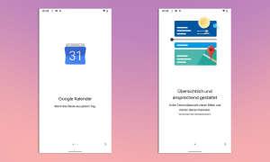 Android Backup Kalender