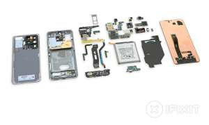 samsung galaxy s20 ultra teardown ifixit