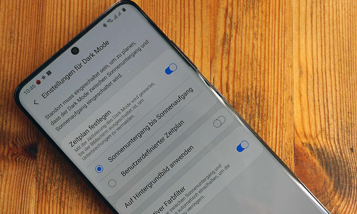 Samsung Galaxy S20 Ultra mit One UI 2.1