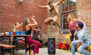 Partyboxen im Vergleichstest: JBL Partybox 300 im Test