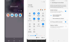 Galaxy S20 Plus mit One UI 2.1