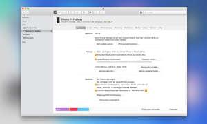 iPhone Backup macOS Finder