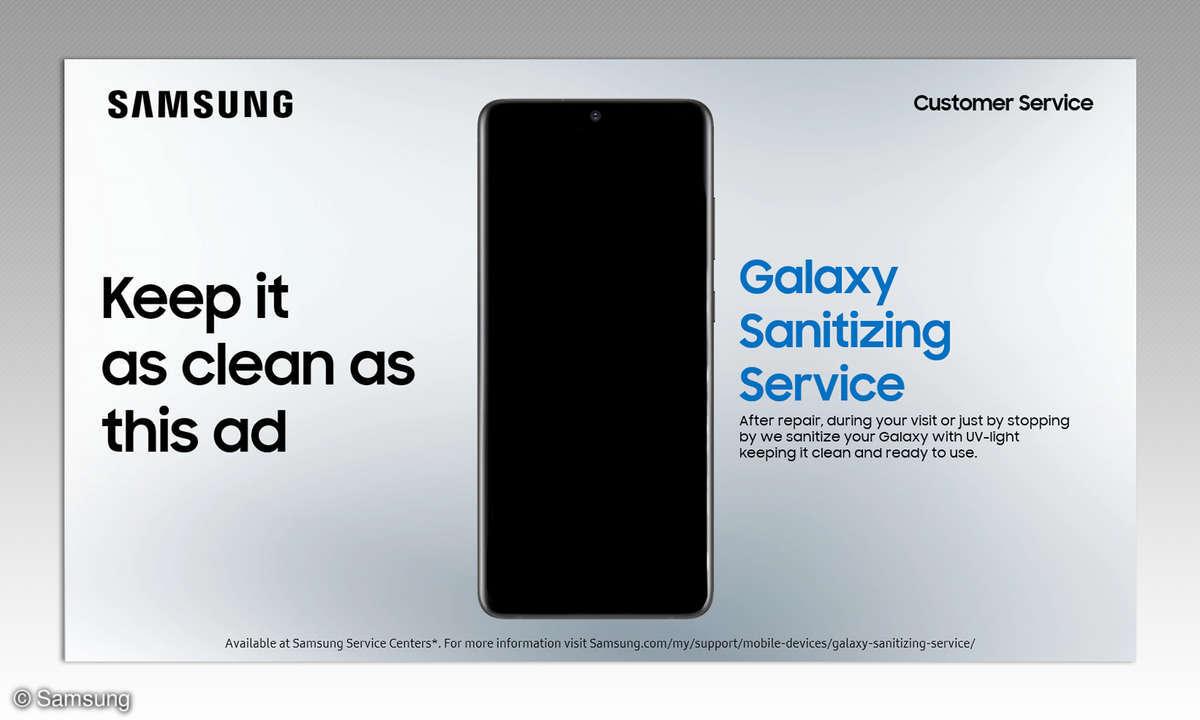 Galaxy Sanitizing Service
