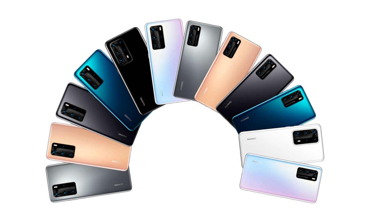 Huawei P40 Leak von Evan Blass