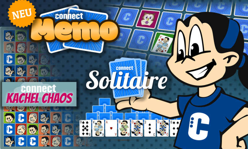 Connect Spiele