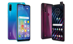 Motorola One Hyper vs. Huawei P30 lite New Edition
