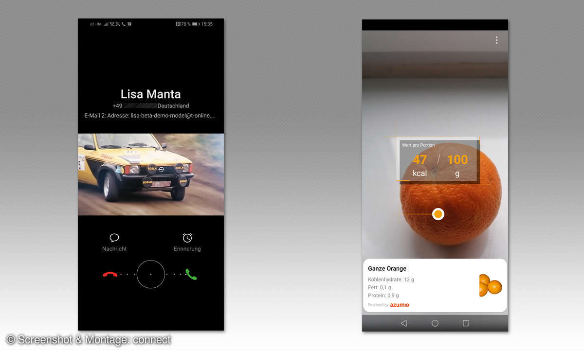 Huawei P30 lite New Edition - Screenshots