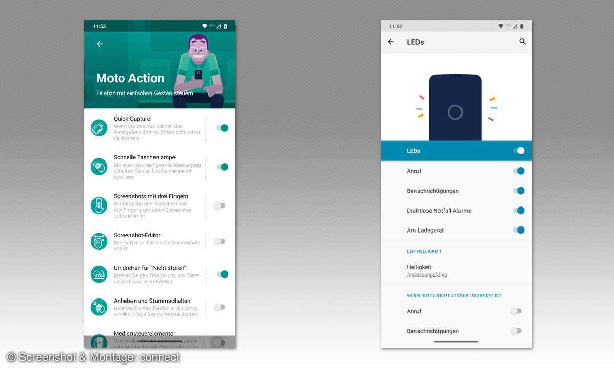 Motorola One Hyper - Screenshots