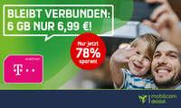 Tarif-Angebot im Telekom-Netz