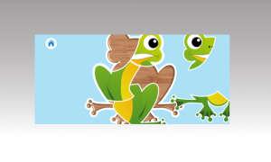 Tier Puzzle & Formen Kinder
