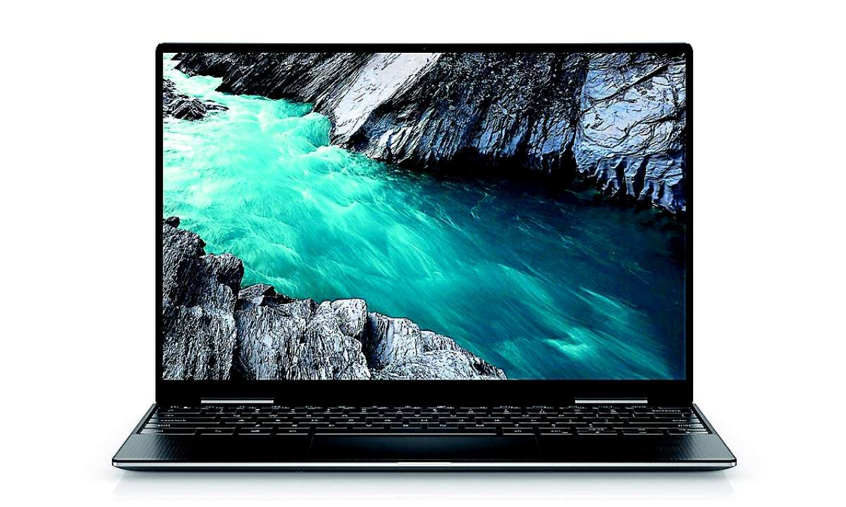 Convertible: Dell XPS 13 2-in-1 (7390) im Test