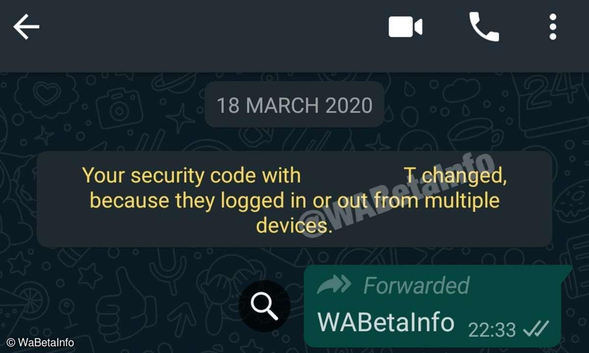 whatsapp mehrere geraete feature