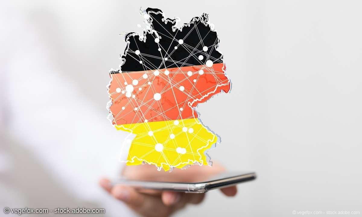 Deutschland Internet Smartphone