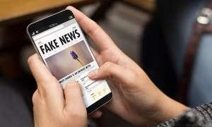Fake News Warnung